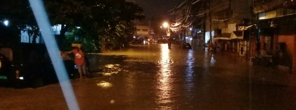 Heavy downpour results in evacuations, flooding across Bacolod City