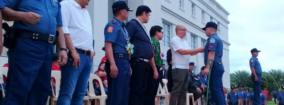 PRO-6 recognizes police officers involved in Cauayan ambush