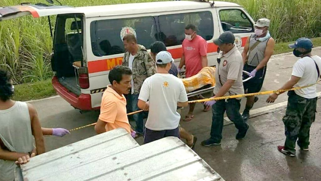 Two Dead In Hinigaran Motorcycle Accident Watchmen Daily Journal