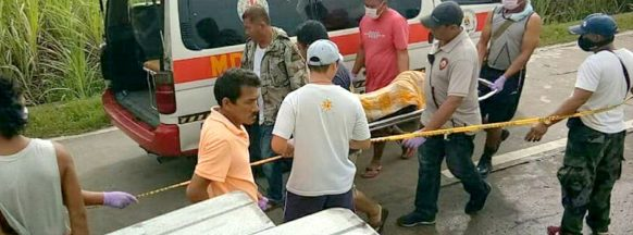 Two dead in Hinigaran motorcycle accident