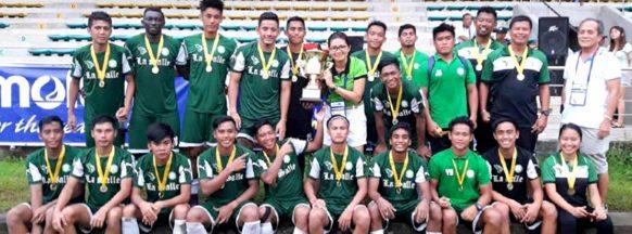 2017 UniGames: USLS take men's football title on penalties
