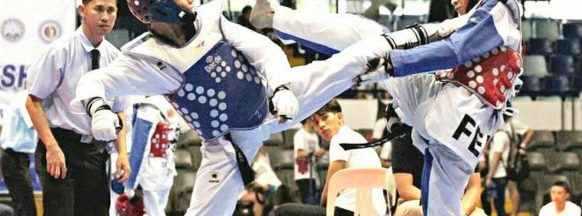 Bacolodnon taekwondo athletes capture UAAP silver for National University