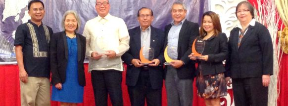 Bacolod City wins awards from RDC-6