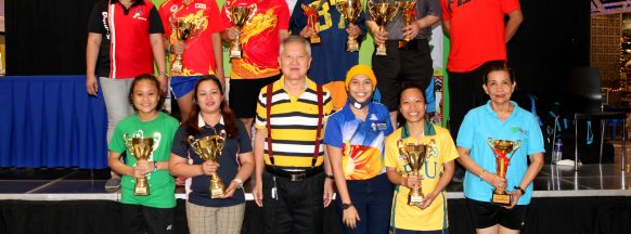 Governor's Cup Invitational Table Tennis Championship