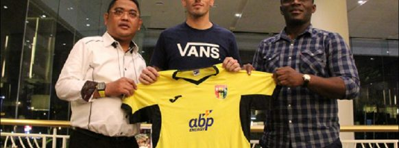 Fernando Rodríguez joins Indonesian club