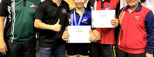 2018 Southeast Asian Junior & Cadet Table Tennis Championships
