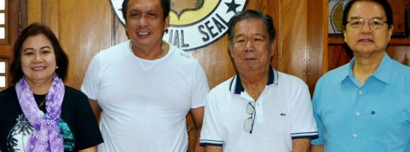 Governors meet to discuss Negros Island federal state