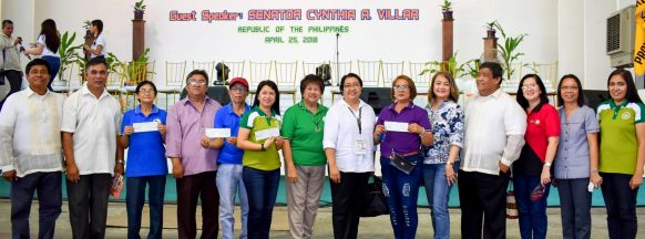 Nearly P40M in loans distributed to Aklan cooperatives