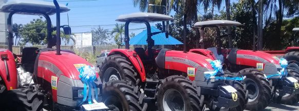 P23.5M worth of farm machinery turned over to ARB organizations