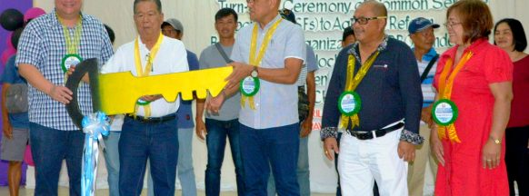 Silay City Mayor endorses Benitez for governor
