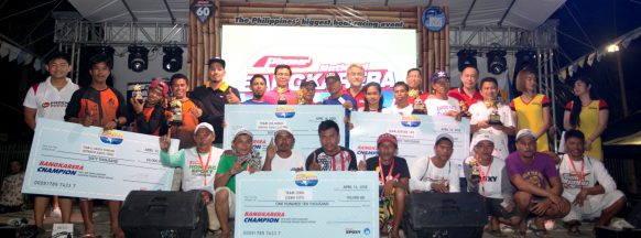 Visayan teams win Iloilo City boating competition
