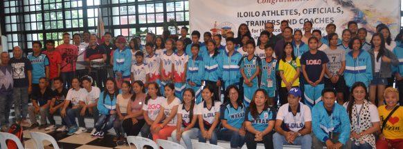 Iloilo City shelter home celebrates achievement day