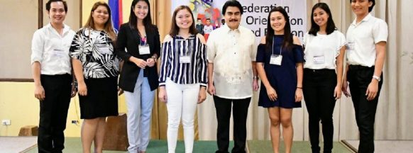 Bacolod City, Bago City SK Federation officials inducted
