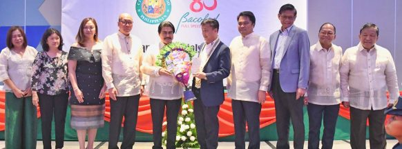 Bacolod City swears in 61 barangay captains