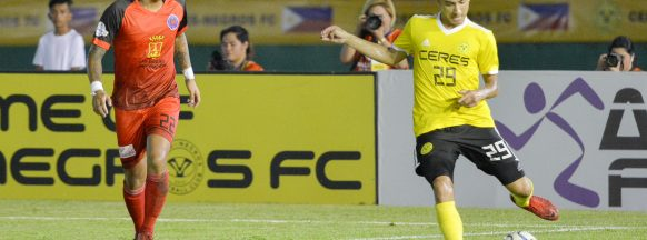 Ceres FC comes from behind to beat Davao, 2-1