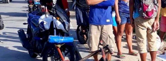 Father, son killed in Mandalagan 'hit-and-run'