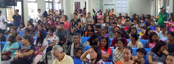 Over 900 daily transactions at Aklan Serbilis Center