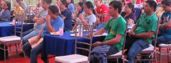 PSA respondent's forum held last week in Kalibo