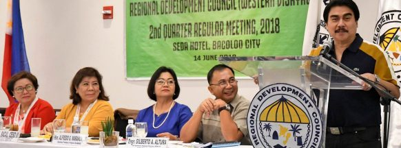 RDC-6 approves proposed P3.5B budget