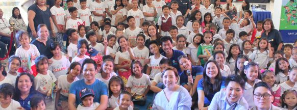 National Children's Book Reading Day celebrated at SM City Bacolod