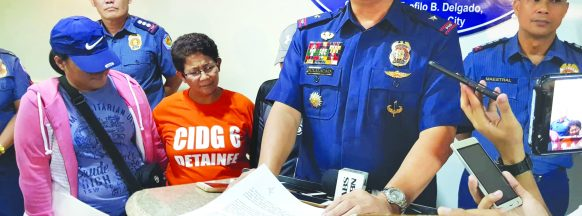 Negros Occidental cop tests positive for illegal drugs