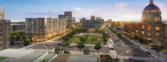 Megaworld to build Bacolod's 'iconic CBD;'  launches 1st condo dev't for the Upper East