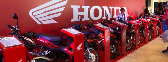 Honda riders celebrate One Dream in Riders Convention 2018 – Mindanao Leg
