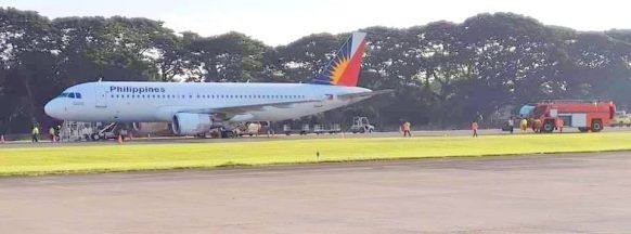 Dumaguete Airport closed after aircraft suffers tire burst