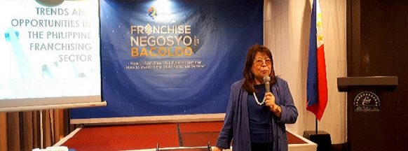 Franchising promoted in Bacolod City