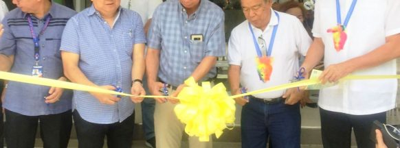 Marina office building inaugurated in Bacolod City