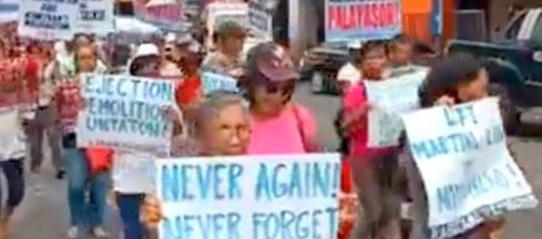 Martial Law anniversary commemorated in Bacolod City with a rally