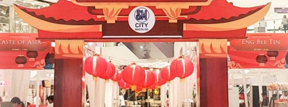 SM City Bacolod celebrates the Mooncake Festival