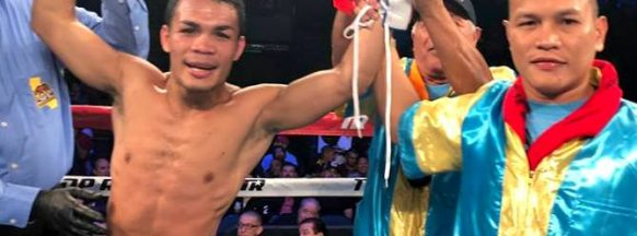 Bacolod City boxer knocks out opponent