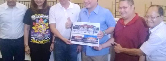 Bacolod Museum and Auditorium construction to start next year