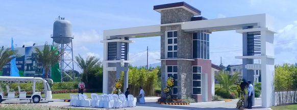 Fountain Grove inaugurates main entrance gate