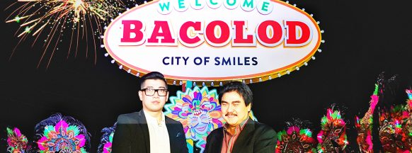 Bacolod Welcome Marker