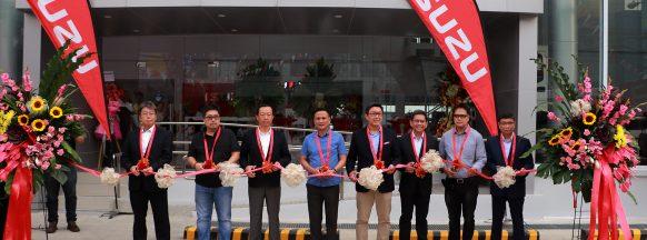 Isuzu continues to expand with Isuzu Taytay's grand opening