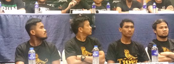Tiger Black Brawl to take place in Bacolod City