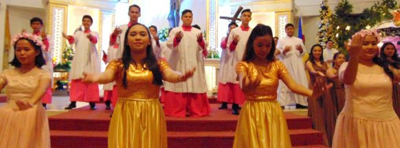 Bacolod Bishop's Christmas message: Do not be afraid