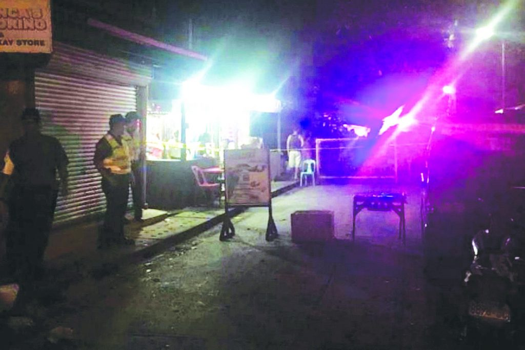 Barangay Captain Gunned Down In Bacolod City Watchmen Daily Journal