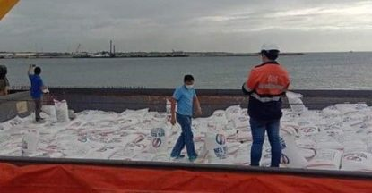 79K bags of NFA rice from Vietnam unloaded in Bacolod City