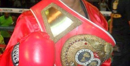 Negrense boxer returns to the ring on March