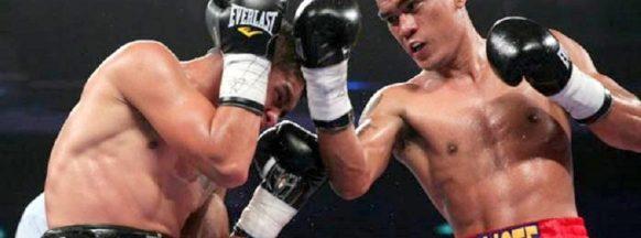Negrense boxer to fight in  WBO eliminator on January 31