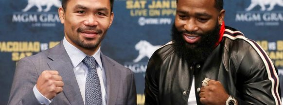 Pacquiao not taking Broner lightly