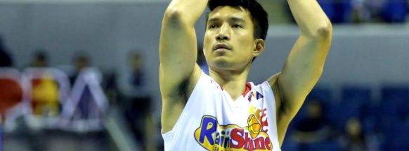 James Yap named 'Player of the Week'