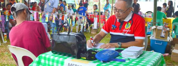 Medical, dental mission held in San Carlos City