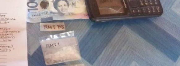 P110K worth of shabu seized in Pontevedra