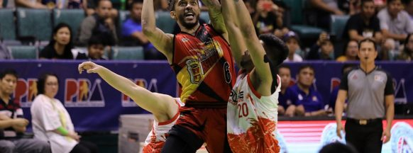 Beermen oust Phoenix, qualify for the PBA finals