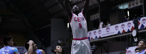 CEU beats Marinerong Pilipino, stays unbeaten in the PBA D-League