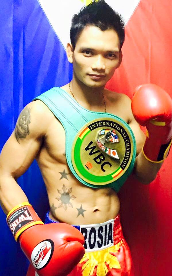Cadiz City boxer fights for super flyweight belt tonight - Watchmen